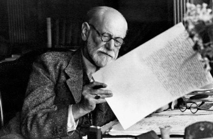 Freud analyzes his CTR