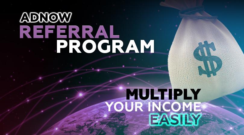 AdNow referral program blog