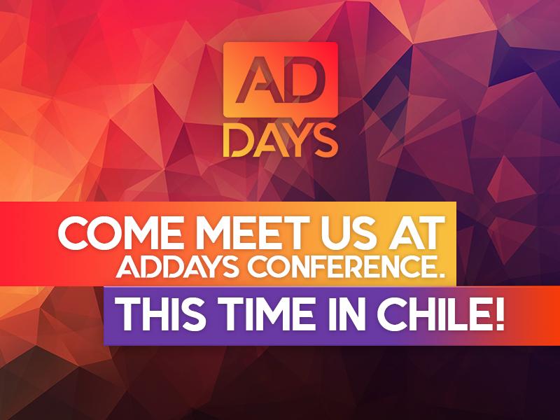 Adnow addays Chile 2017 blog